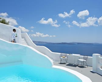 Katikies Kirini Santorini - The Leading Hotels Of The World - Fira - Pool