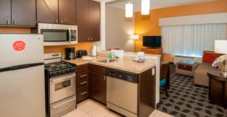 TownePlace Suites by Marriott Baton Rouge Gonzales - Gonzales - Cocina