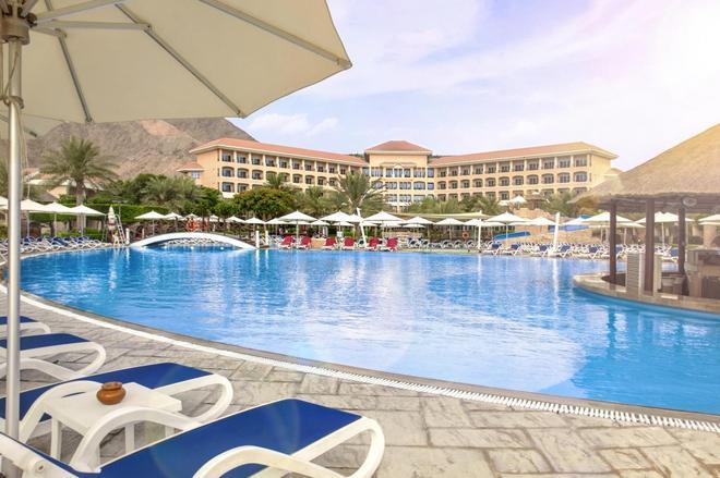 Fujairah Rotana Resort & Spa - Al Aqah Beach - Al Aqah - Pool