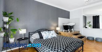 Clicktheflat Apartment Chmielna 7 - Varsovia - Habitación