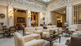 Hotel Corona d'Oro - Bolonia - Sala de estar