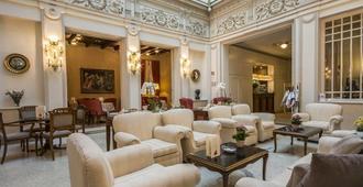 Hotel Corona d'Oro - בולוניה - טרקלין