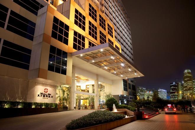 Mandarin Hotel Guangzhou - Canton - Edificio