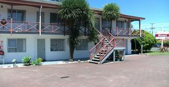 Burgundy Rose Motel - Whangarei - Edificio