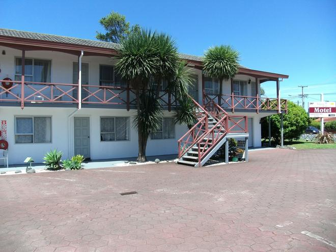 Burgundy Rose Motel - Whangarei - Rakennus