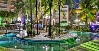 Thermas de Olimpia Resorts by Mercure - אולימפיה - בריכה