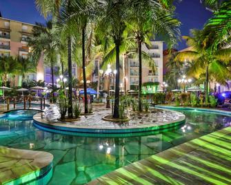 Thermas de Olimpia Resorts by Mercure - Olímpia - Pool