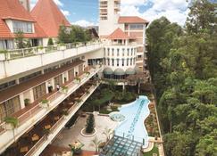 Golf Course Hotel - Kampala - Edificio