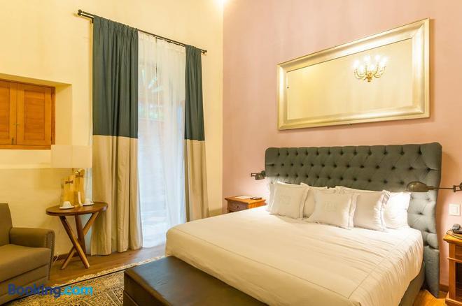 Casa del Rector Hotel Boutique y Arte - Guanajuato - Bedroom