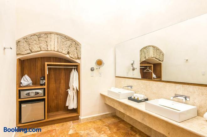 Casa del Rector Hotel Boutique y Arte - Guanajuato - Bathroom