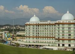 Dream World Aqua Hotel - Side - Gebouw