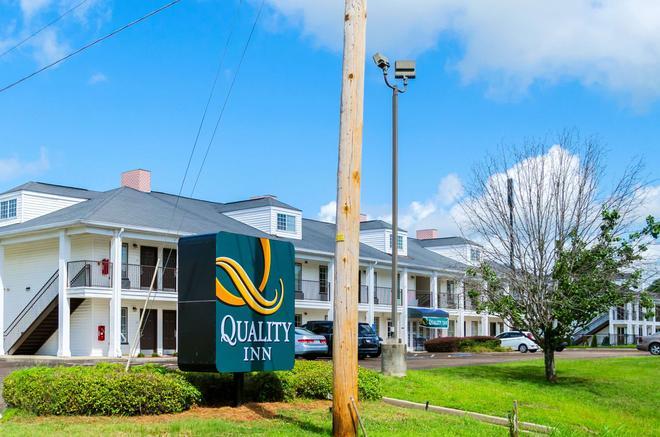 Quality Inn - Vicksburg - Building