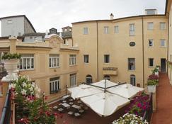 Hotel Relais Filonardi - Veroli - Building