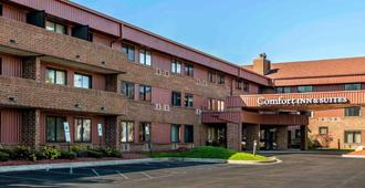 Comfort Inn & Suites North At The Pyramids - Indianapolis - Gebäude