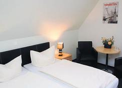 Hotel Haus Wittwer - Emden - Bedroom