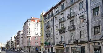 7 Seas 3 Hostel - Lisboa