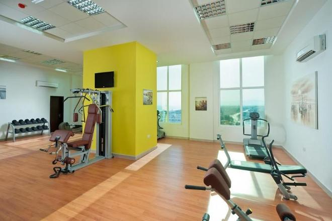 Eastin Residences Muscat - Seeb - Gym