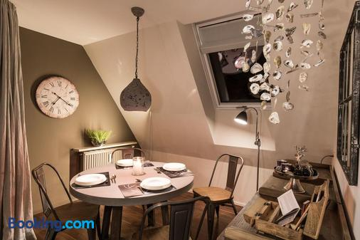 Boutique - Hotel Adara - Lindau (Bavaria) - Dining room