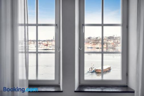 Elite Hotel Marina Tower - Stockholm - Ban công