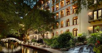 Omni La Mansion del Rio - San Antonio - Edificio