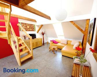 Villa am Schwanenteich - Spremberg - Living room