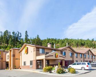Super 8 by Wyndham Kamloops On The Hill - Камлупс - Здание