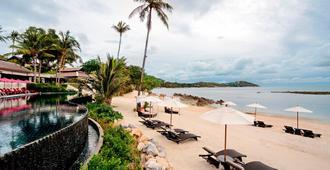 Anantara Lawana Koh Samui Resort - Koh Samui - Bãi biển