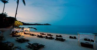 Anantara Lawana Koh Samui Resort - קו סאמוי - חוף