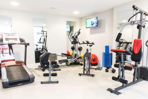Tryp By Wyndham Cuenca Zahir - Cuenca - Gym