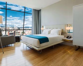 Tryp By Wyndham Cuenca Zahir - Cuenca - Bedroom