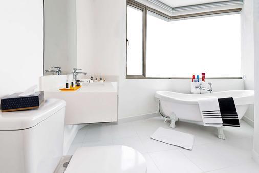Tryp By Wyndham Cuenca Zahir - Cuenca - Bathroom