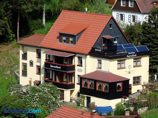 Pension 'Lug ins Land' - Rathen (Saxony) - Building