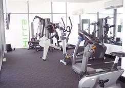 Code Apartments - Brisbane - Gym