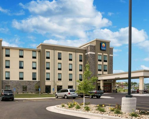 Comfort Inn & Suites West - Medical Center - Rochester - Building
