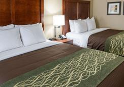 Comfort Inn & Suites West - Medical Center - Rochester - Phòng ngủ