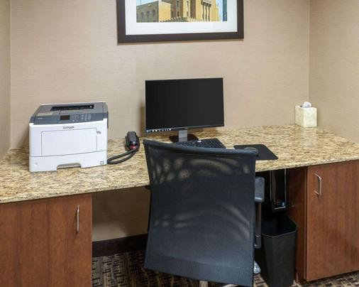Comfort Inn & Suites West - Medical Center - Rochester - Business center