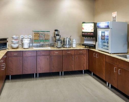 Comfort Inn & Suites West - Medical Center - Rochester - Buffet
