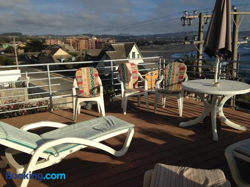 Hostal La Casa Barco - Cartagena - Balcony