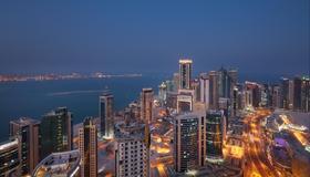 Intercontinental Doha The City - Doha - Outdoor view