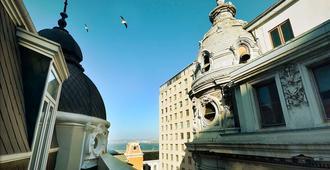Hotel Terranostra - Valparaíso - Building