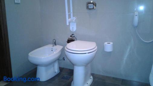 Hotel Solans Presidente - Rosario - Bathroom