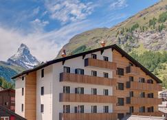 Hotel Bristol - Zermatt - Edifici
