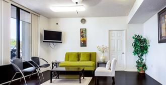 Motel 6 Covington, TN - Covington - Sala de estar