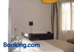 Hôtel Ronsard - Tours - Bedroom