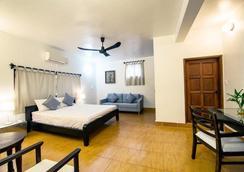 You Khin House - Phnom Penh - Bedroom