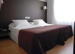 Méndez Núñez Hotel - Lugo - Phòng ngủ