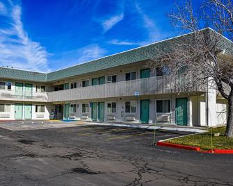 Motel 6 South Lake Tahoe - South Lake Tahoe - Κτίριο