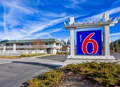Motel 6 South Lake Tahoe - South Lake Tahoe - Building