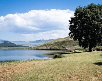 Lake Glencairn - Himeville - Buiten zicht