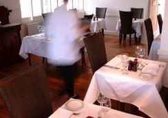 The Lugger Hotel - Truro - Ravintola